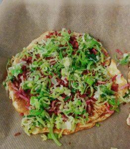 Gezonde pizza - Diëtiste Charlotte Peeters