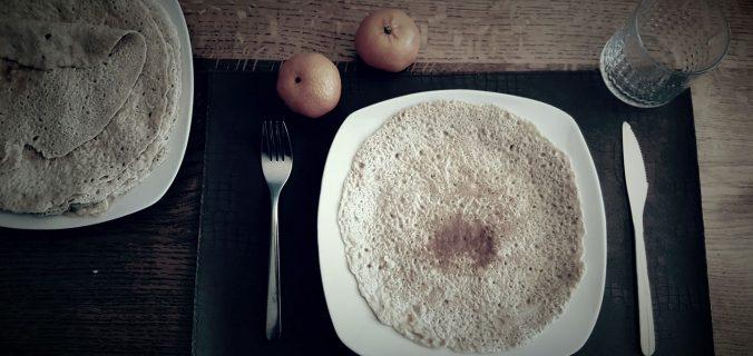 Pannenkoeken Charlotte dietiste